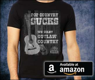 Country Music Shirt on Amazon