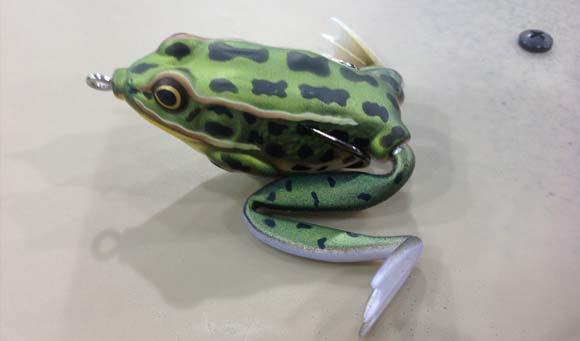 Lunkerhunter Lunker Frog