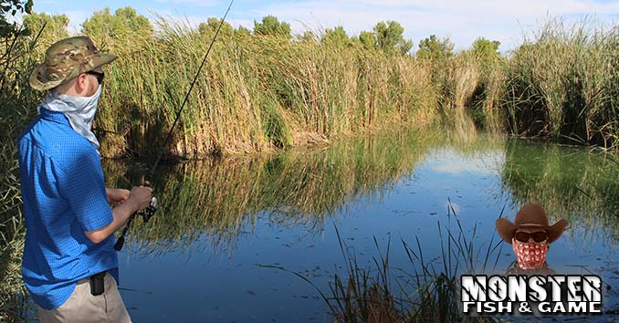 Las Vegas Fishing Floyd Lamb Park