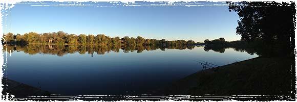 River Fishing for Carp