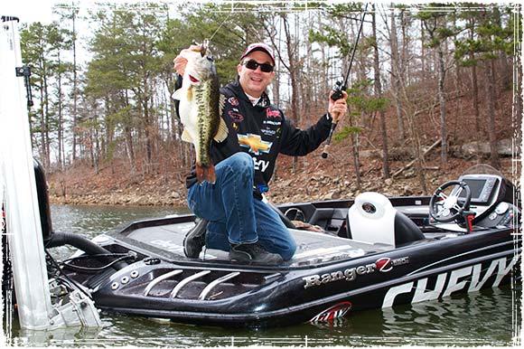 Jay Yelas Bass Fishing