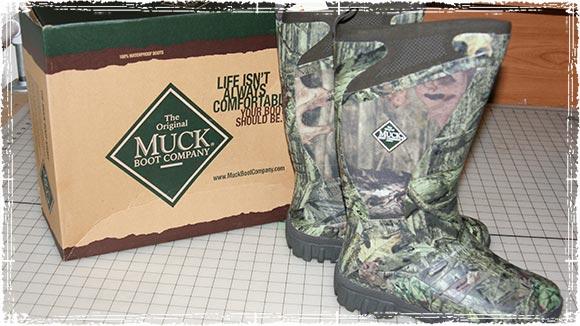 Muck Pursuit Supreme Boots