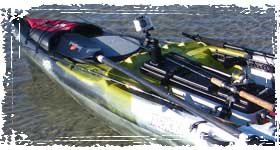 Kayak Camping Gear for your next Fishing Adventure