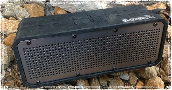 RuggedTec RoqBloq Speaker