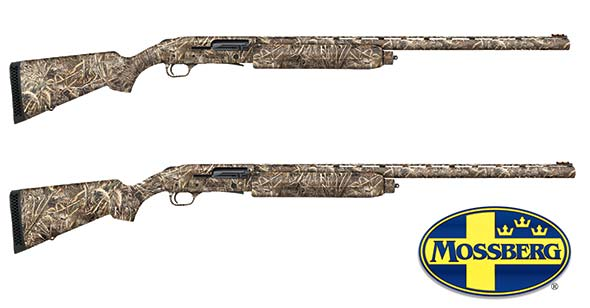 Mossberg adds two new Shotguns to Duck Commander Line