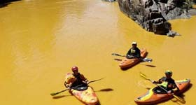 Bad News for Those who fish the Colorado River System: EPA Dumps Millions of Gallons of Toxic Waste into River