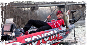Pro Angler Series: Fishing Tips with Team Toyota Angler, Mike Iaconelli