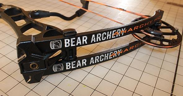 Bear Anarchy Limbs