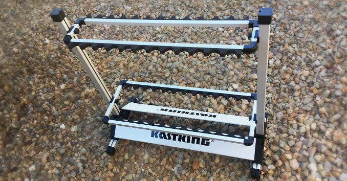 KastKing Fishing Rod Rack