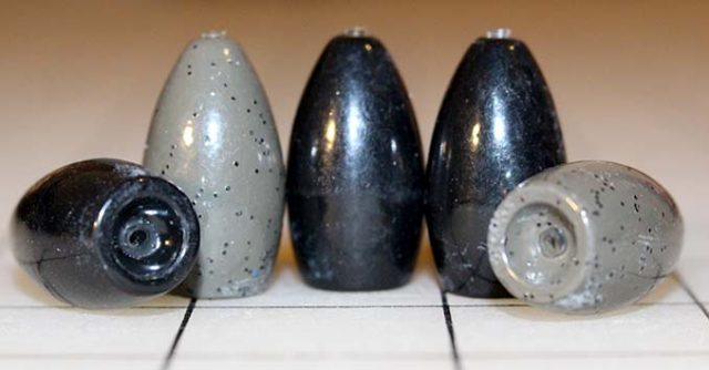 Tungsten Weights from Bullet Weights