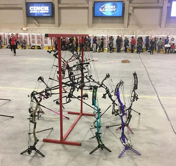 Archery Indoor Tournament
