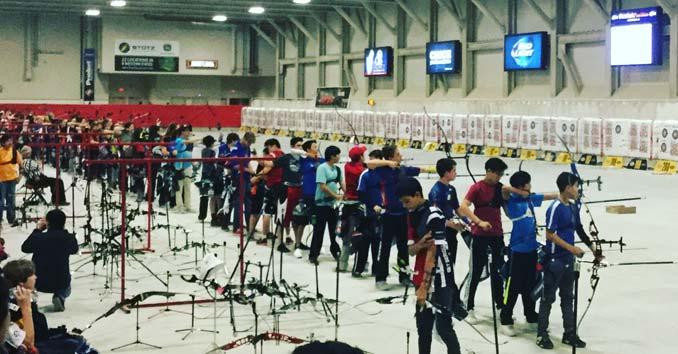 JOAD Archery Tournament