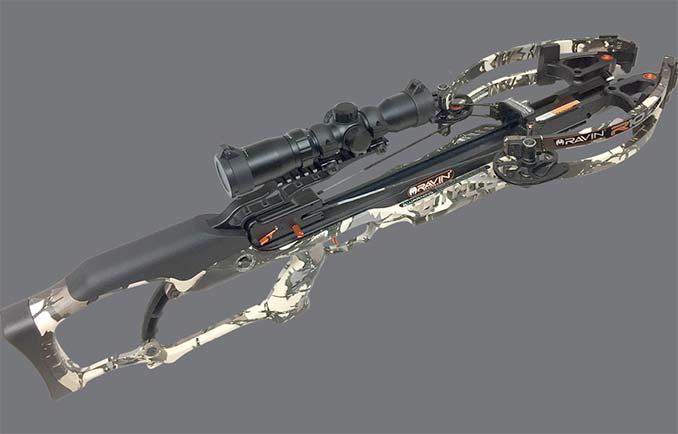 Ravin Crossbows R10 Model