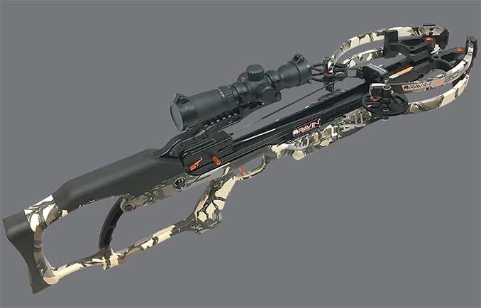 Ravin Crossbows R20 CAMO