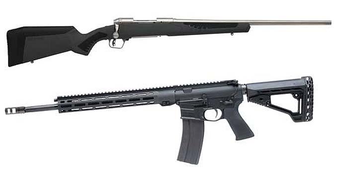 savage firearms