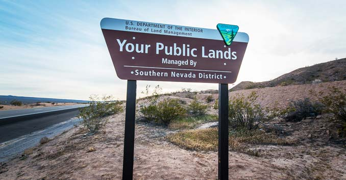 BLM Lands