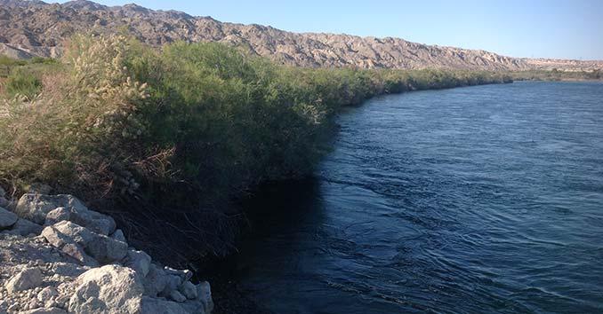 Colorado River near Laughlin