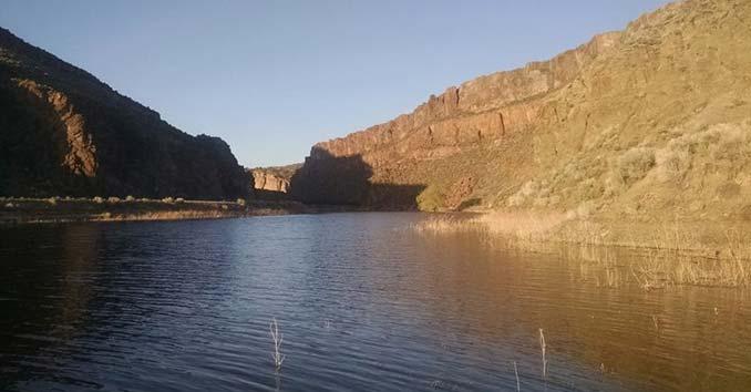 Echo Canyon Reservoir