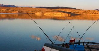 Fishing in Nevada