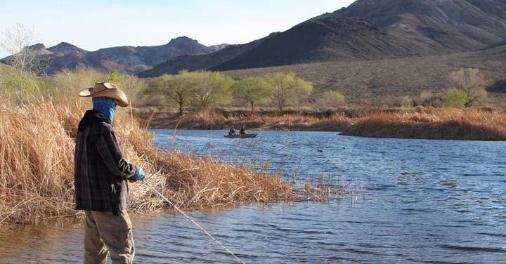 Robert Richardson Fishing