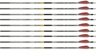Gold Tip Black Label Arrows