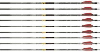 Gold Tip Black Label Arrows