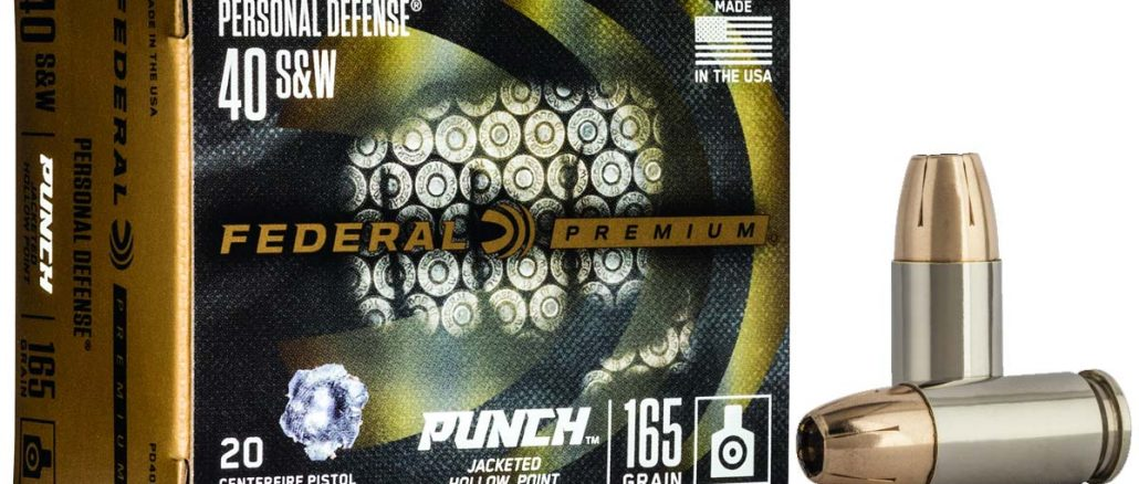 Federal Punch Ammo