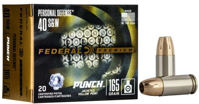 Federal Punch Ammo