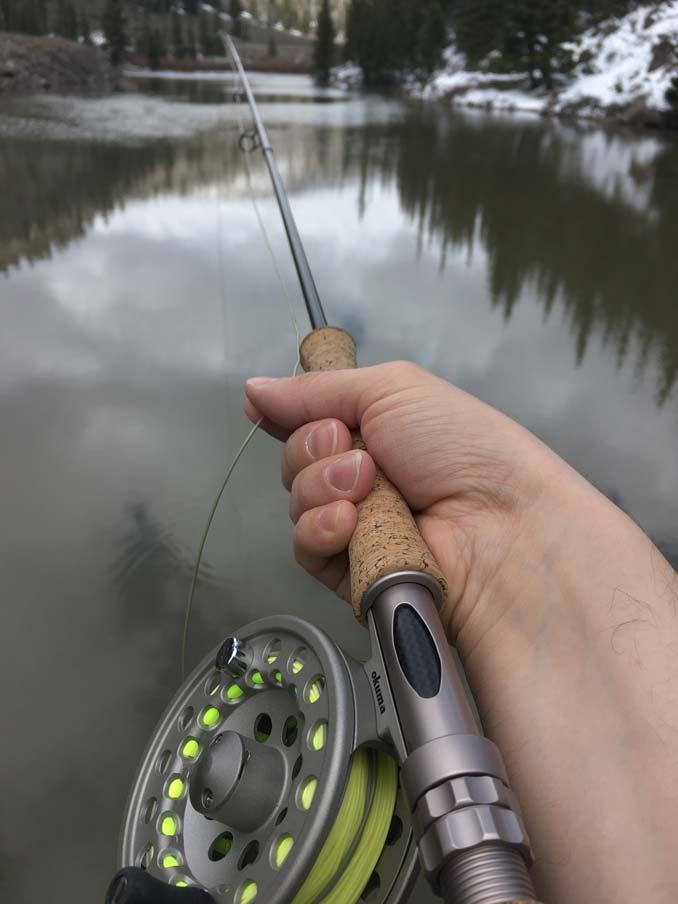 Fly Fishing the Beaver River in Utah