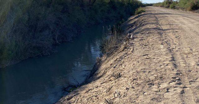 Muddy River in Southern Nevada near Overton